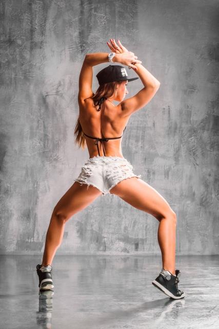 Twerking 14-18 years old » Distrito Dance