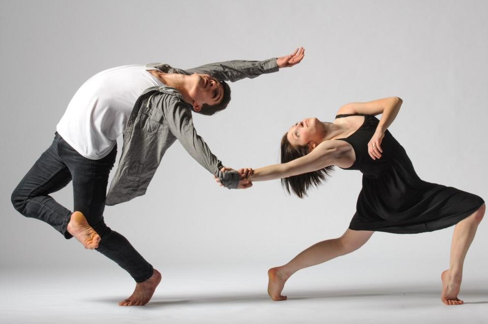 Contemporary Dance Distrito Dance - Contemporary dance